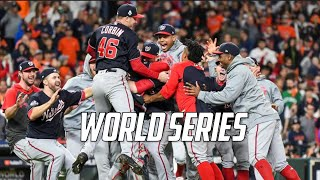 MLB | 2019 World Series Highlights (WSH vs HOU)