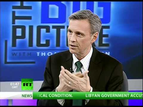 Thom Hartmann: IPhone video kill switch...the George Orwell-ification of America?