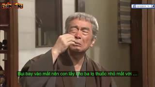 Bụi bay vào mắt - Hài Nhật Bản