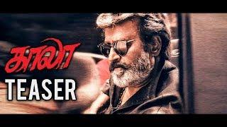 OFFICIAL : Kaala teaser release date | Rajinikanth, Pa. Ranjith | Latest Tamil Cinema News.