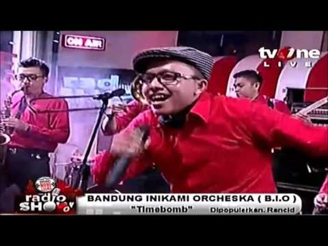 Download Lagu Bandung Inikami Orcheska - Timebomb (Rancid Cover) MP3 Free