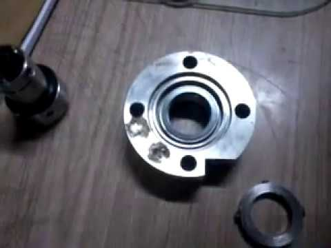 Mechanical Seal Working Mechanical Seal Assembly is