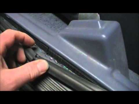 How To Fix Ripped Rubber Molding On Your Car Youtube