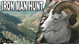 My bucket list Alaskan Dall Sheep Hunt