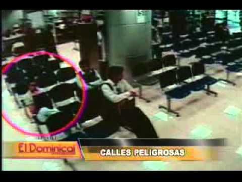 Violentos Asaltos A Mano Armada Y A Plena Luz Del D�a En Lima