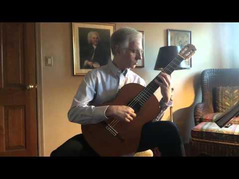 Бах Иоганн Себастьян - Sarabande from Partita in Bm for Violin