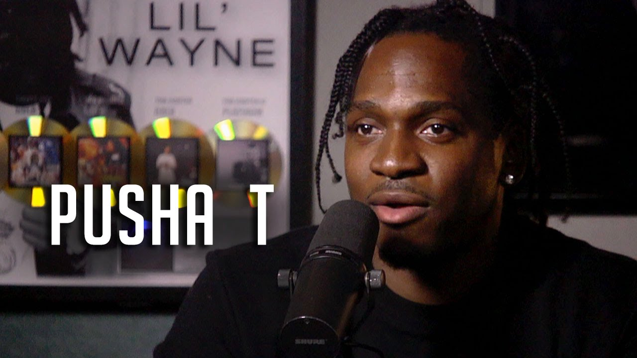 "Pusha T Interview On Ebro In The Morning: Issues With Lil Wayne And Birdman, Goes Off On ""Coke Rap"" Critics, Being President Of GOOD Music & More"