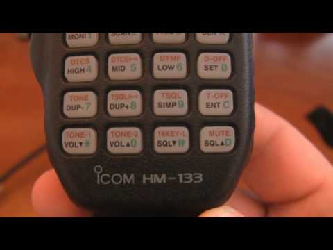 ICOM ID-880 / ID-E880 Review