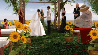 The Wedding of Tina & Torgo Second Life