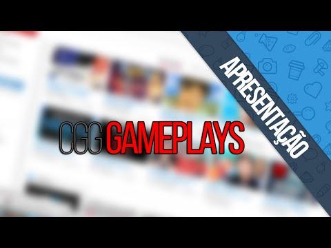 Apresentação do Canal CGC GamePlays