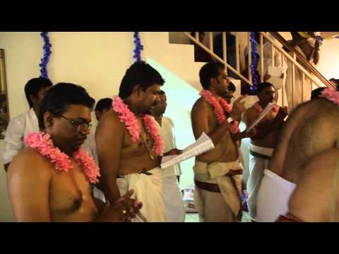 Ehi Gopala Sri Vanamala Part 2 - Divyanamam - Radhakalyanam 2014 @ Accra Ghana