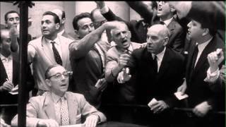 Stock Market Crash by Michelangelo Antonioni