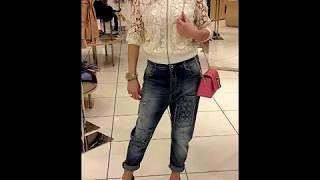 Fashion by DARLA SEGANTI | PATRIZIA PEPE | JEANS STYLE | LOOKBOOK | .