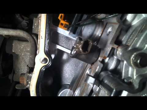 Shift Solenoids On 4t60 E Youtube