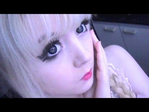 16 Yr Old Becomes The Real Life Barbie Doll video