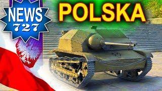 Kurka to kiedy te polskie czołgi? - odpowiada Falathi - World of Tanks