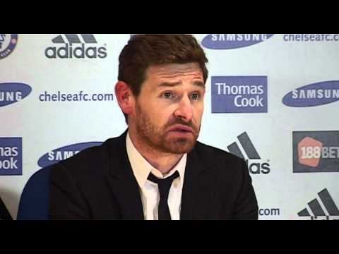 Penalties swing game - Chelsea 3-3 Manchester United - AVB | Premier League