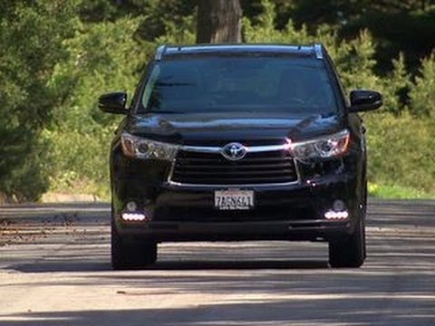 Car Tech - New Toyota Highlander fit for the whole family