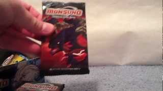 Monsuno Card Opening - My 6th Booster Box (1 of 3)