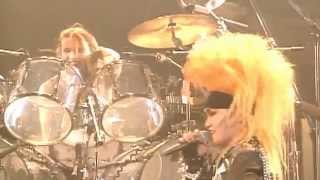 X JAPAN - Desperate Angel [Live, Tokyo Dome 1992.01.07 [On The Verge Of Destruction]