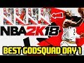 NBA 2K18 MYTEAM BEST TEAM AND CARDS DAY 1 PREDICTIONS! -