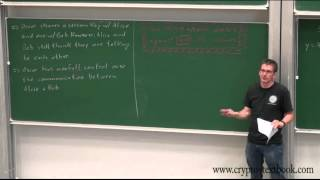 Lecture 24: Man-in-the-middle Attack, Certificates and PKI by Christof Paar