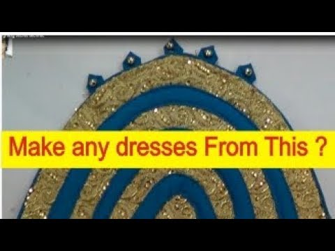 fashion designer technique | secret technique | easy method | new tulshi design | create won design