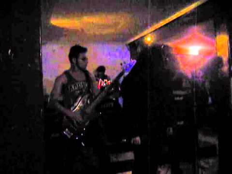 "Hell Walker - Caminante del Infierno. (En Vivo) ""Bizarre Rock Bar"" (Invasión Metal)"