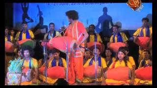 Presentation of Mridanga by Sri Harekrishna Halder : www.srijan.tv