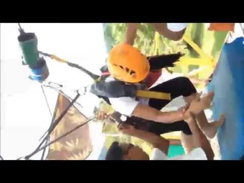 Ugong Rock Zipline Experience