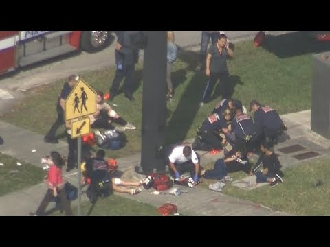 Student at Florida high school speaks about shooting, suspect