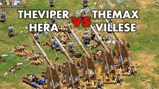 THEVIPER + HERA vs THEMAX + VILLESE - Podra SUOMI?