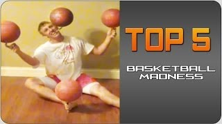 #Top5 Basketball Madness | JukinVideo Top Five