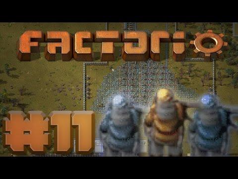Factorio #11 Wir spielen Tower Defense | Porkchop Media