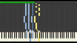 Life And Death Lost Theme Michael Giacchino Synthesia Midi