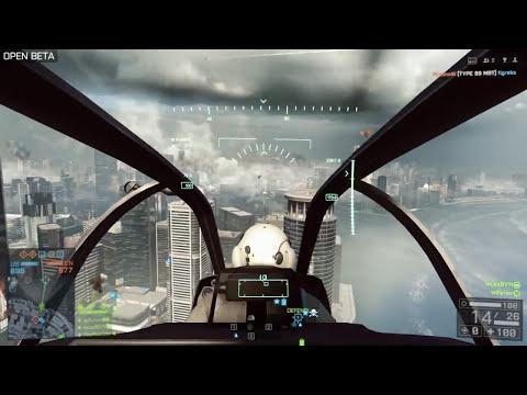 SNIPER, C4 Y HELIS!! - Battlefield 4 Beta con Willy