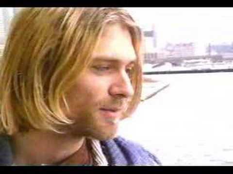 Kurt Cobain - Interview 1993 part4