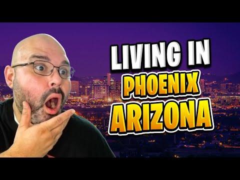 Living in Arizona - Living in Phoenix Arizona (2018)