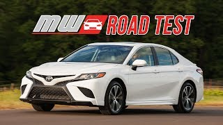 2018 Toyota Camry | Road Test