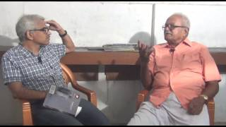 AV Jose talks to Dr C Viswanathan (Malayalam) Dr C Viswanathan  Part  1