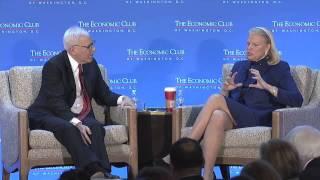 Ginni Rometty, Chairman, President and CEO, IBM