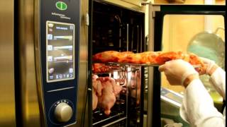 Training video: Metos SelfCooking Center – grilling a chicken