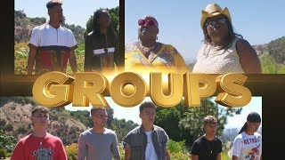 The X Factor UK 2018 The Groups in Hollywood Judges' Houses Full Clip S15E13