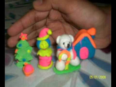 Natural Modeling Clay Clay Models For Kids