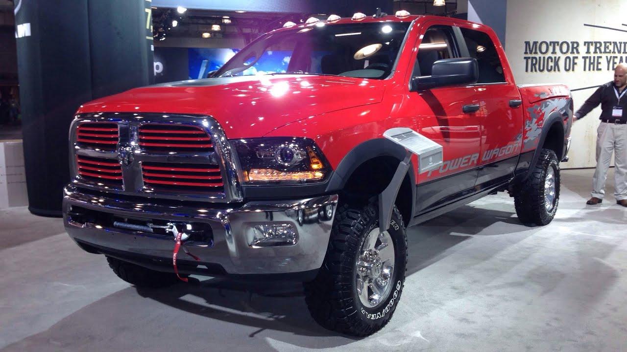 2015 Ram 2500 Power Wagon 6.4L HEMI in Winnipeg, MB - YouTube