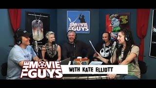 THE MOVIE SHOWCAST - SATURDAY MORNING (w/Kate Elliott) - Nig...