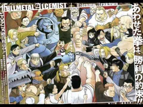 Fullmetal Alchemist Brotherhood Ending 5: Ray Of Light - Instrumental