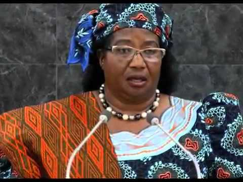 Malawi President Joyce Banda Alleges Vote Fraud  Breaking News MUST SEE