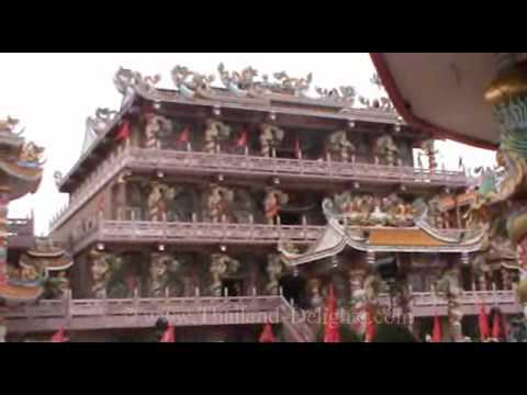 Naja Chinese Temple, at Angsila, Chonburi, Thailand ( 2 )