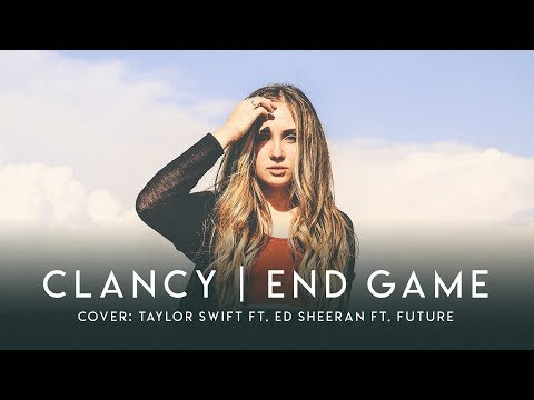 Taylor Swift ft. Ed Sheeran ft. Future - End Game  Cover